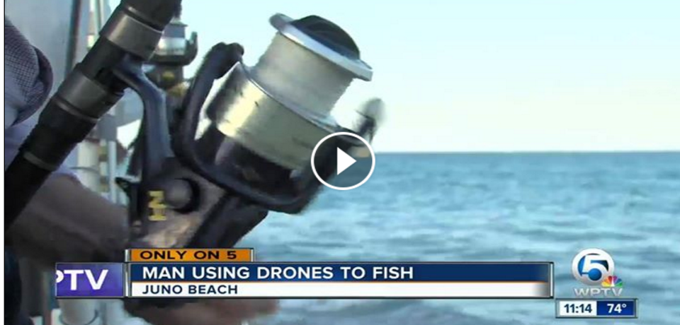 Florida aerials photography for Best drone for fishing